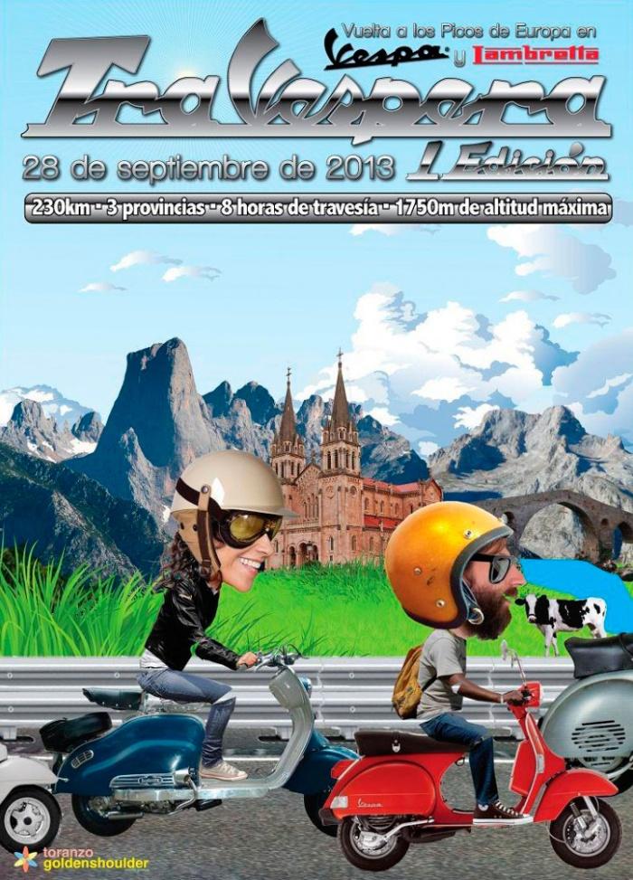 Cartel La Travespera 2013