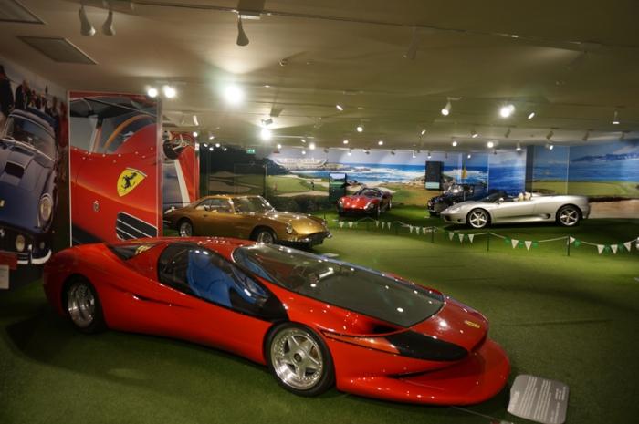 Museo Ferrari. Maranello.