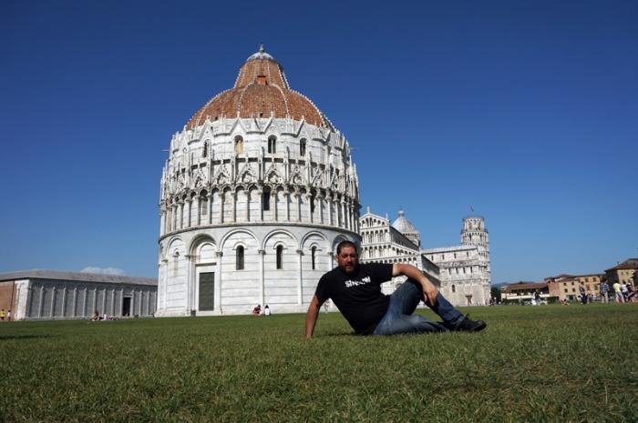 Pisa, Piazza del Duomo 2
