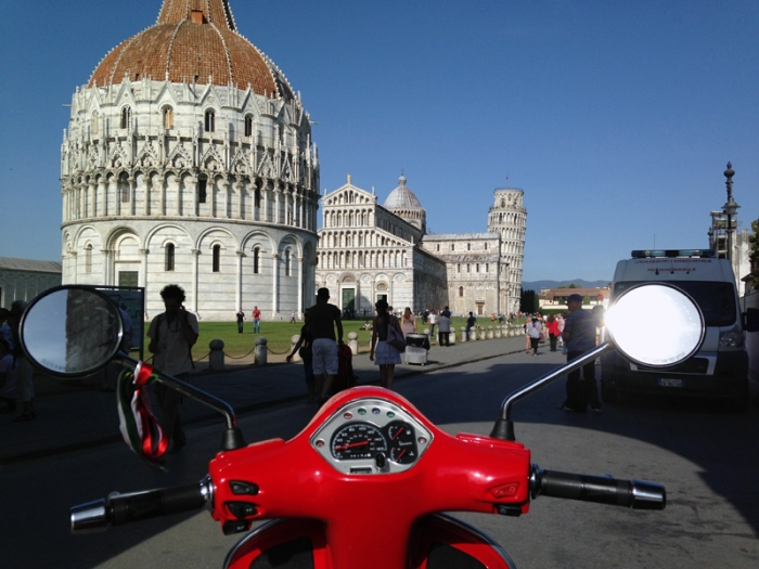 Pisa, Piazza del Duomo