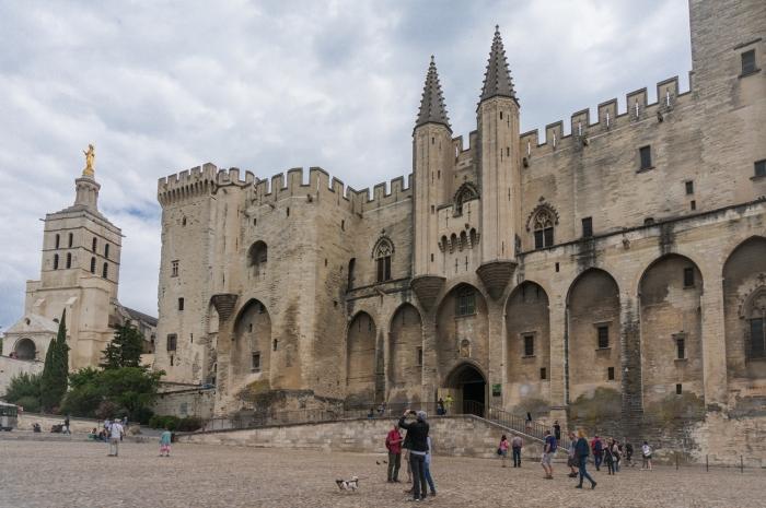 Palacio Papal (Avignon, Francia)