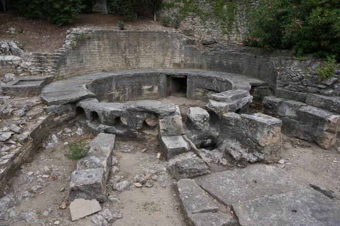 Castellum (Nimes, Francia)