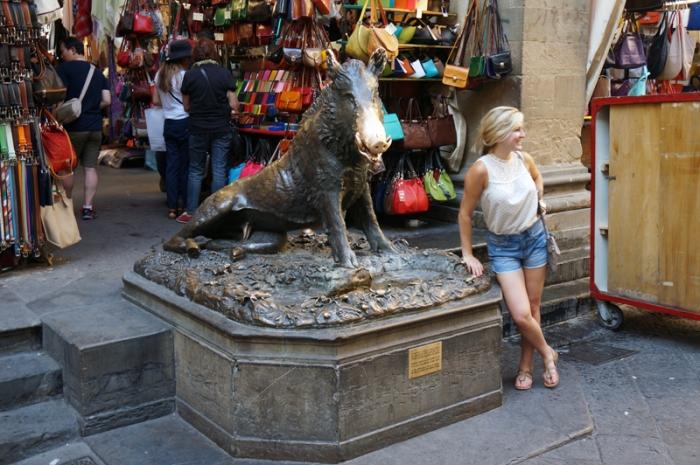 Florencia, Porcellino