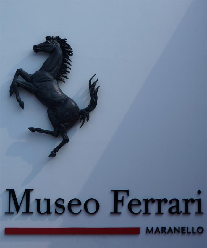Museo Ferrari. Maranello