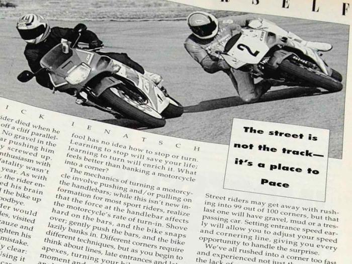 Artículo The Pace 1993