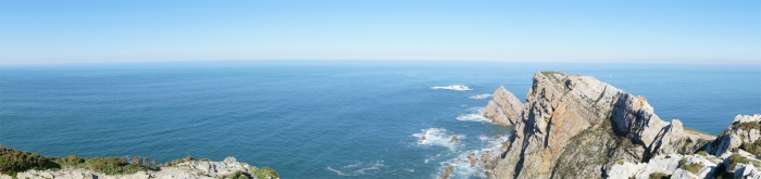 Cabo Peñas, panorámica