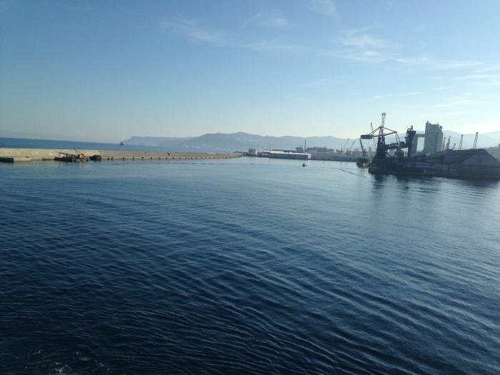 Puerto de Savona (Italia)