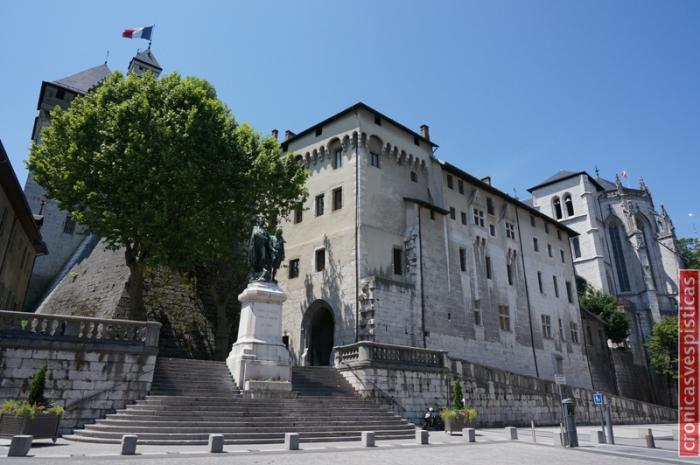 Chambery - Palacio Ducal