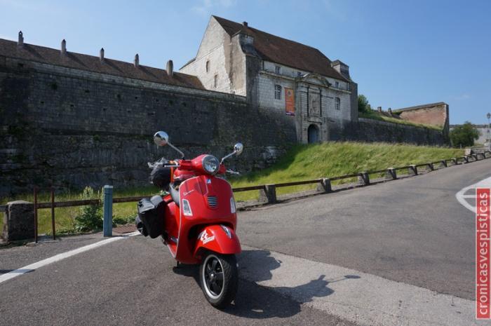 Besançon fortaleza