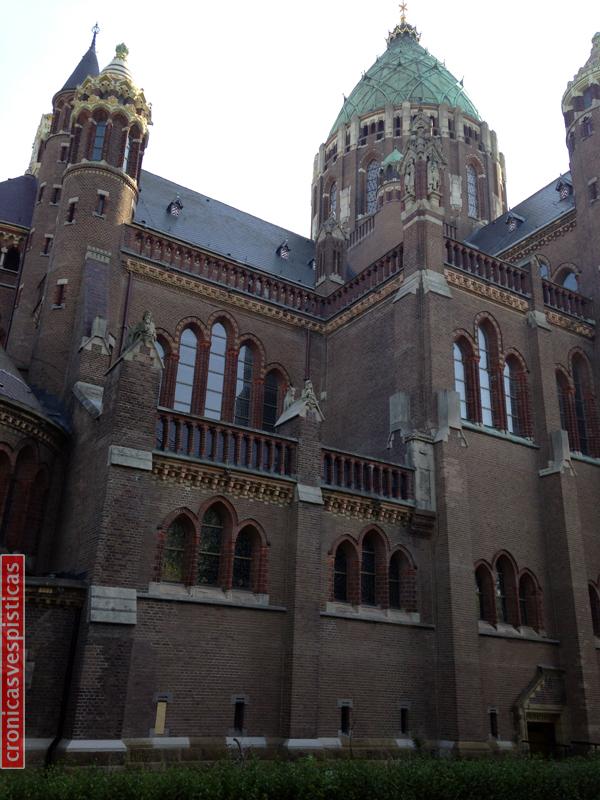 Catedral católica de Haarlem