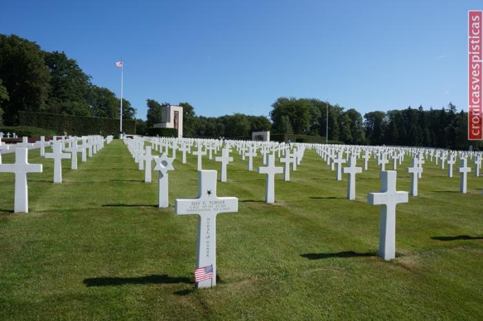 Cementerio norteamericano de Luxemburgo 01