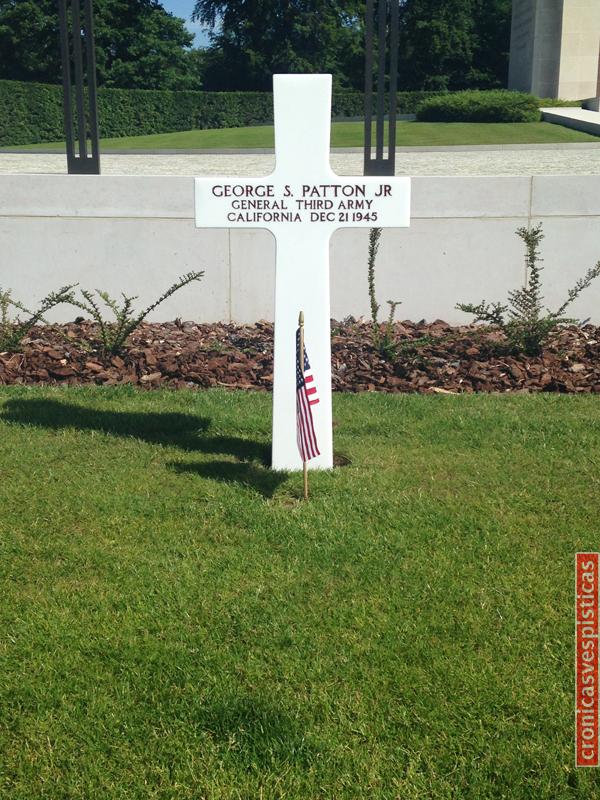 Cementerio norteamericano de Luxemburgo 02