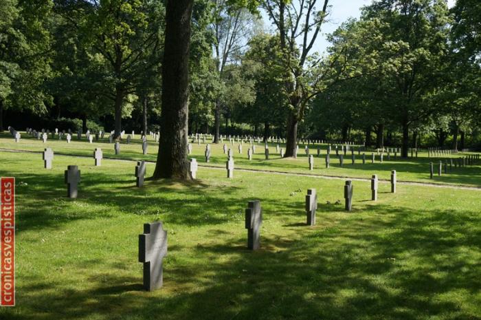 Cementerio alemán de Luxemburgo