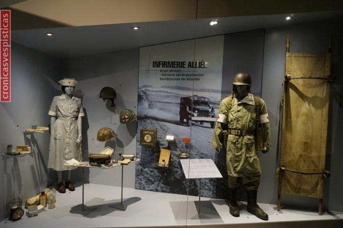 Museo Batalla de las Ardenas