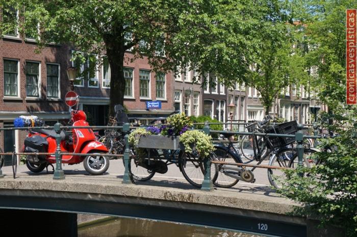 Amsterdam - Puentes