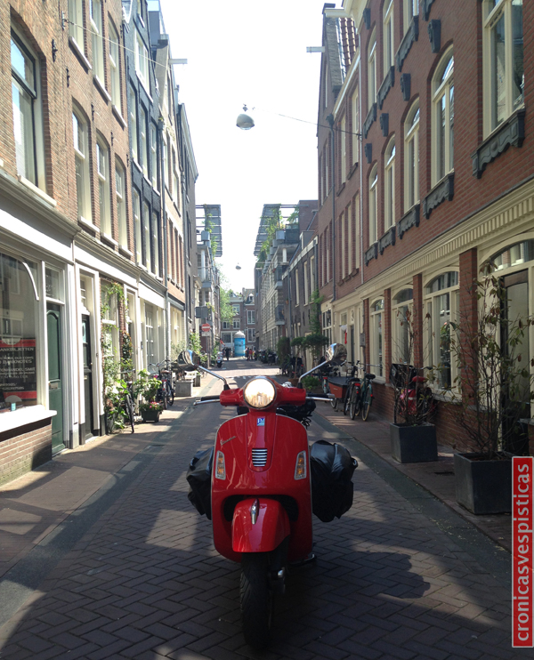 Amsterdam - calles