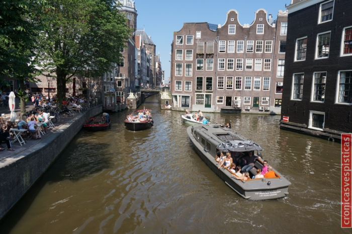Amsterdam - canales