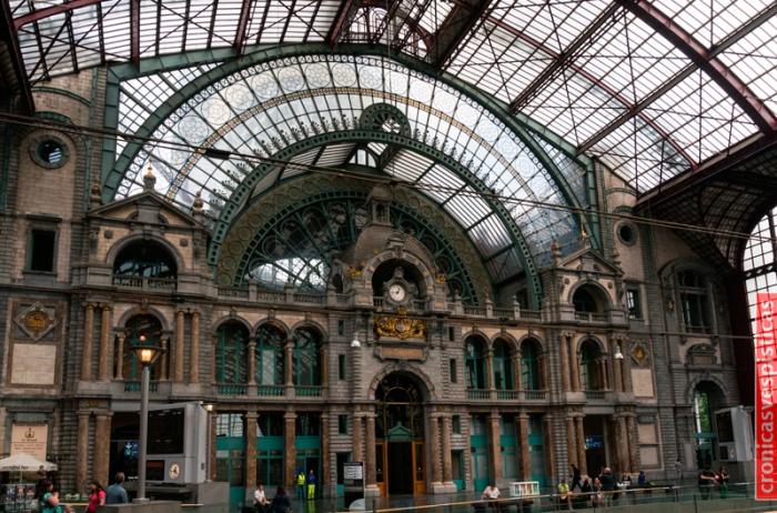 Estación Central de Amberes 001