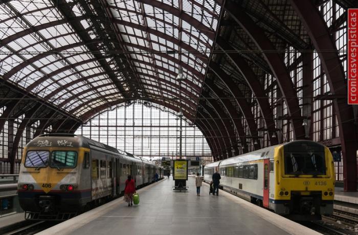 Estación Central de Amberes 002
