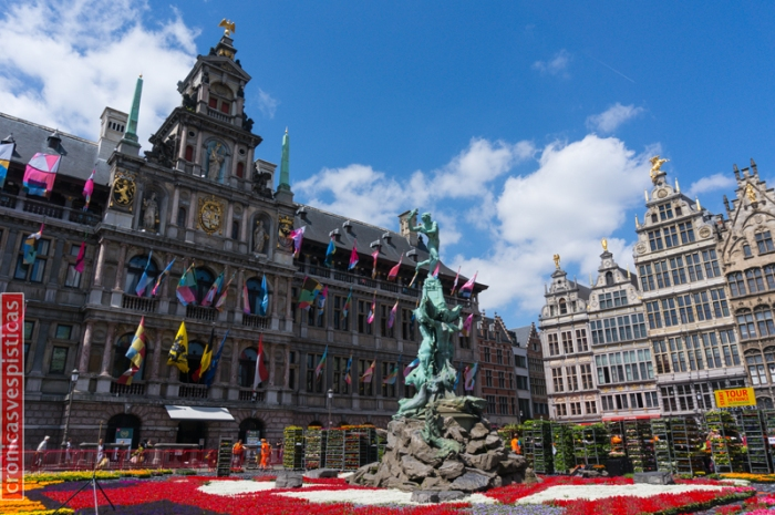 Grote Markt - Amberes