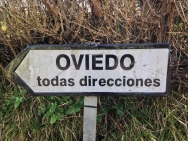 Oviedo, todas direcciones